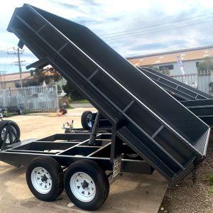 10x5 BSpec Hydraulic Tipper for Sale