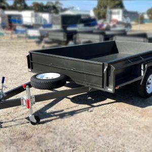10x6 BSpec Tandem Axle Heavy Duty Box Trailer for Sale Melbourne Victoria