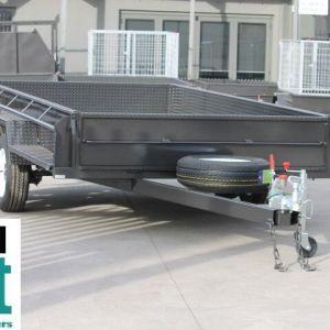 14x6x6 Tandem Axle Box Trailer for Sale Melbourne Victoria