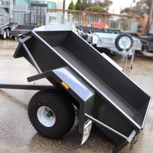 5x3 ATV Trailer with Manual Tilt Function