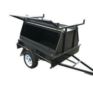 6x4 Single Axle Builder Tradesman Trailer for Sale in Melbourne Victoria
