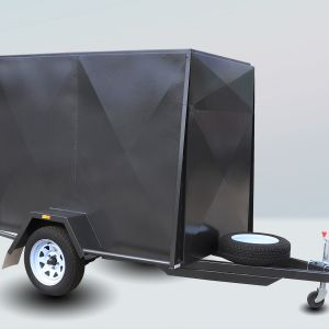 7x4 Fully Enclosed Van Trailer for Sale in Thomastown Melbourne Victoria