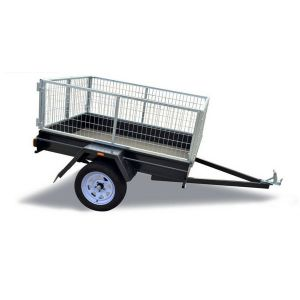 7x4 Cage Trailer for Sale Melbourne Victoria