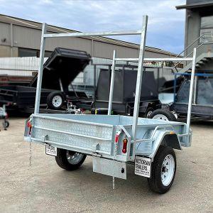 6x4-single-axle-galvanised-trailer-with-ladder-racks