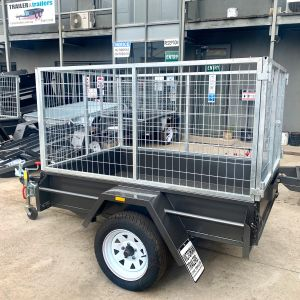 Cage Trailer for Sale