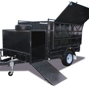 Commercial Heavy Duty Gardening Trailer for Sale in Victoria