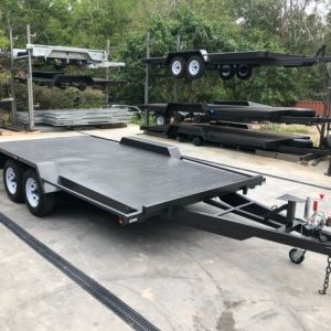 Semi Flat Car Carrier Trailer for Sale in Victoria