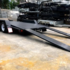 Beaver Tail Car Carrier Trailer for Sale in Victoria