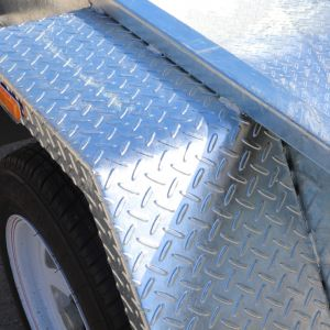 Fully Hot Dipped Australian Galvanised Trailer for Sale in Melbourne Victoria