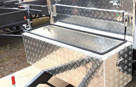 Standard Aluminium Toolbox